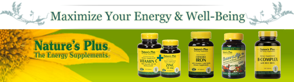 nature's plus Supplements